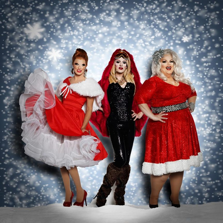 Christmas Queens.Christmas Queens Drops A Number Two Pandora Boxx