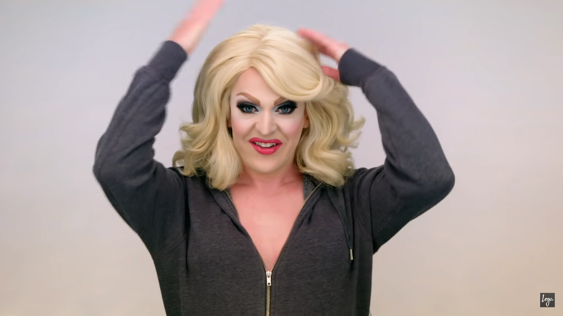 "RuVealing Pandora Boxx's ""Werking Girl"" Makeup Tutorial"