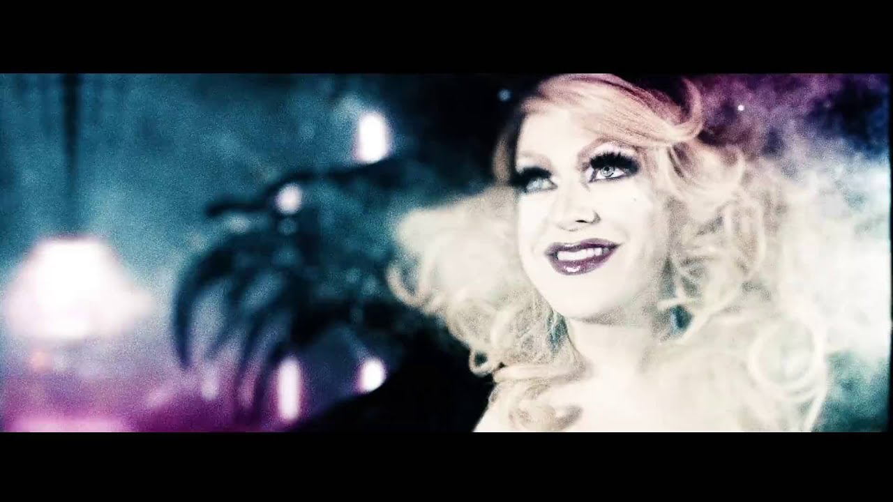 Black Silk Stockings by Jane Badler feat. Pandora Boxx